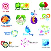 Link toCommonly logos design vector set 04