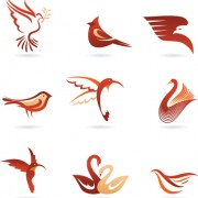 Link toCommonly logos design vector set 06
