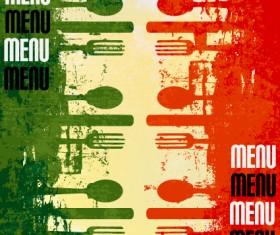 Europe style Cover menus design vector set 05