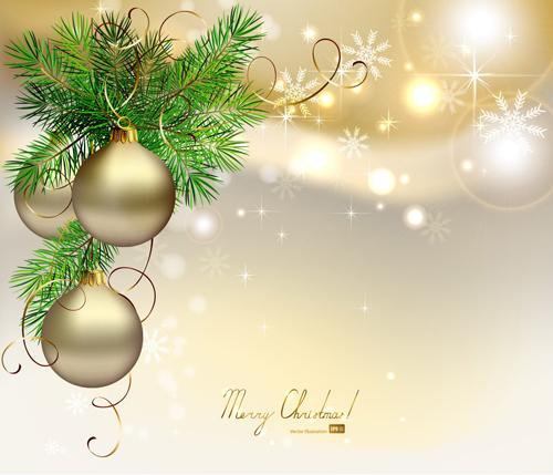 Christmas Graphics Free Download.Different Christmas Elements Vector Background Graphics 03