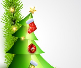 Exquisite Christmas elements collection vector 13