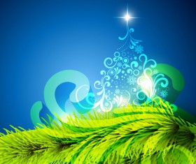 Exquisite Christmas elements collection vector 15