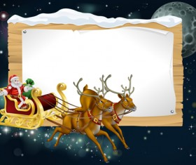 Exquisite Christmas elements collection vector 17