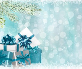 Exquisite Christmas elements collection vector 18
