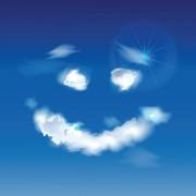 Link toShiny figure cloud vector backgrounds 01