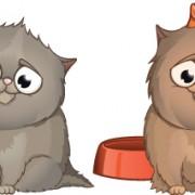 Link toSet of amusing animals elements vector 04