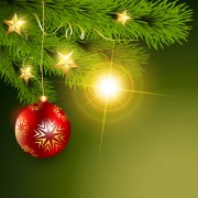 Link toSet of halation christmas background art vector graphic 04