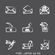 Link toVector icons sketch in pencil design elements 03