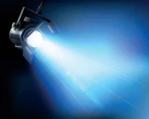 Object Lighting floodlight Effect design vector 02 & Object Lighting floodlight Effect design vector 02 - Vector Other ... azcodes.com