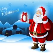 Link toElements of santa claus design vector graphics 01