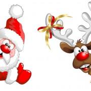 Link toElements of santa claus design vector graphics 04