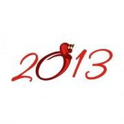 Link toSnake 2013 creative design vector material 01