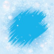 Link toWinter snowflake backgrounds art design vector 04