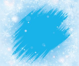 Winter Snowflake backgrounds art design vector 04