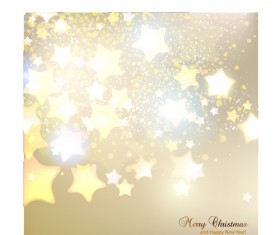 Vector set of Sparkling Christmas backgrounds art 02
