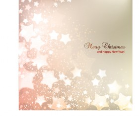 Vector set of Sparkling Christmas backgrounds art 03