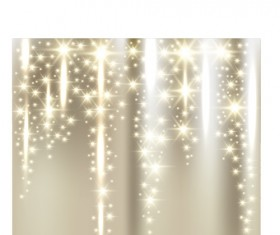 Vector set of Sparkling Christmas backgrounds art 08