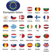 Link toSet of world flags icons mix design vector 01