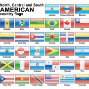 Link toSet of world flags icons mix design vector 05