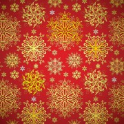 Link toChristmas backgrounds with light dot vector set 02