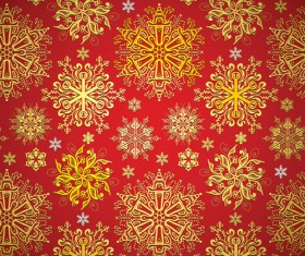 Christmas backgrounds with light dot vector set 02