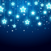 Link toChristmas backgrounds with light dot vector set 03