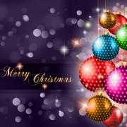 Link toBrilliant xmas balls ornaments design vector set 07