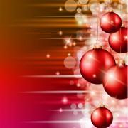 Link toOrnate xmas balls ornaments elements vector material 08