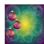 Link toBrilliant xmas balls ornaments design vector set 08