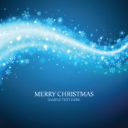 Link toWinter blue xmas vector backgrounds art 01