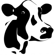 Link toDifferent dairy cow design vector graphics 01