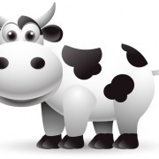 Link toDifferent dairy cow design vector graphics 05