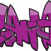 Link toFunny graffiti alphabet design vector 16