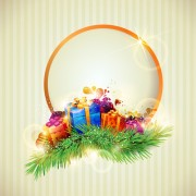 Link toHoliday christmas colorful backgrounds vector 02