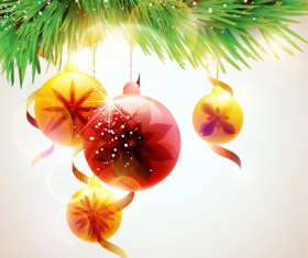 holiday Christmas colorful backgrounds vector 05
