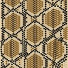 Vector set of Snake skin pattern elements 03