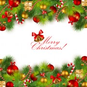 Link toVector set of xmas backgrounds design elements 10