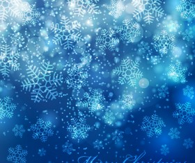 Vector Set of Xmas Backgrounds design elements 02