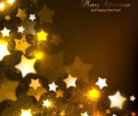 Vector Set of Xmas Backgrounds design elements 06