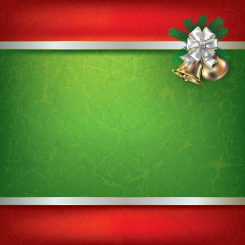 Vector Set of Xmas Backgrounds design elements 08