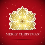 Link toSet of origami xmas greeting cards design vector 04