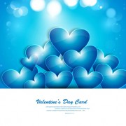 Link toValentine day heart-shaped cards vector 01