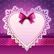 Link toSweet valentine day hearts cards vector 03