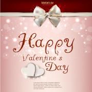 Link toRomantic happy valentine day cards vector 08