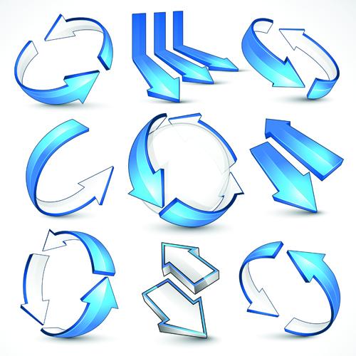 Graphic Designers Logos Creative Arrow Logo Design
