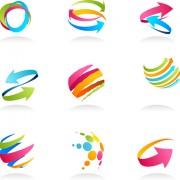 Link toLogo of arrows design vector 01