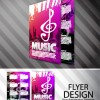Set of Modern Brochure and Flyer design elements vector 03