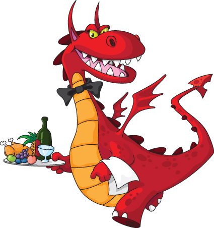 Gallery For gt Cartoon Dragons Images