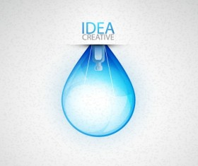 Idea creative light design elements vector 02