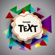 Link toMulticolour elements vector backgrounds graphics02